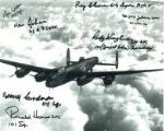 World War 2 Pilots (x7 Autographs) - Genuine Signed Autograph